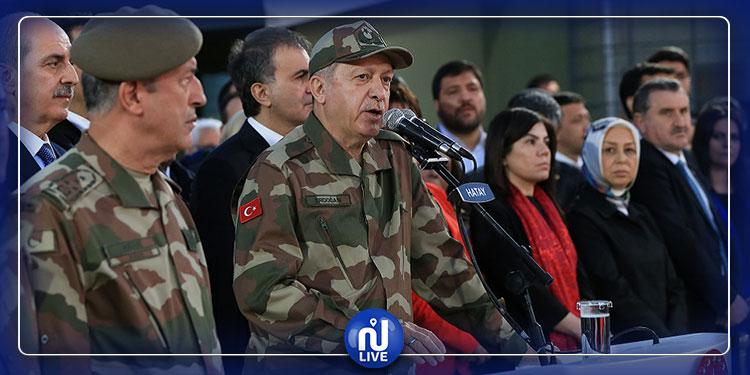 تركيا تعلن رسميا بدء إرسال قوات عسكرية إلى ليبيا