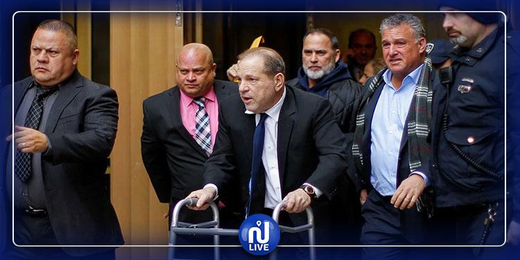 Harvey Weinstein : nouvelles accusations de viol