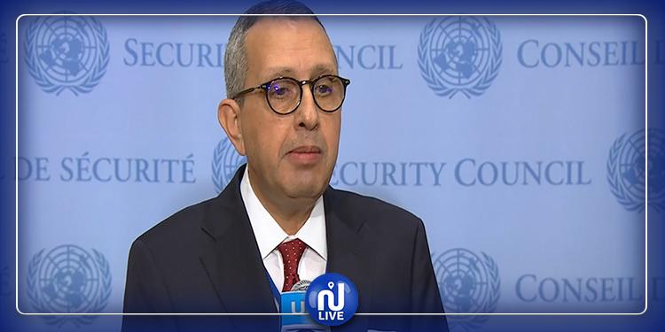 وزارة الخارجية توضح بخصوص اعفاء سفير تونس لدى الأمم المتحدة