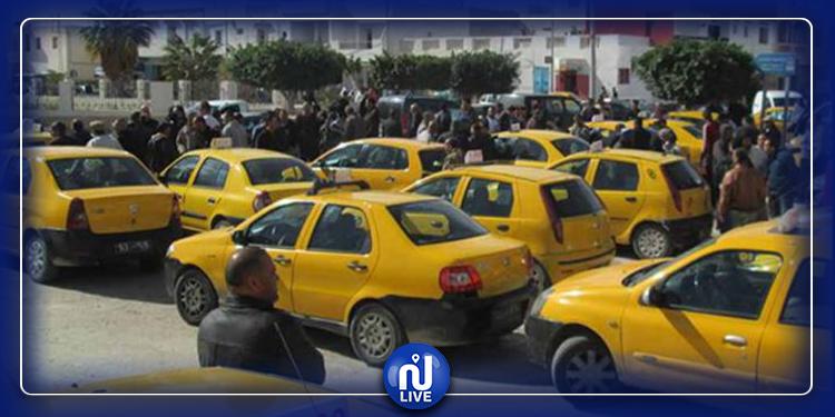 إلغاء اضراب التاكسي الفردي