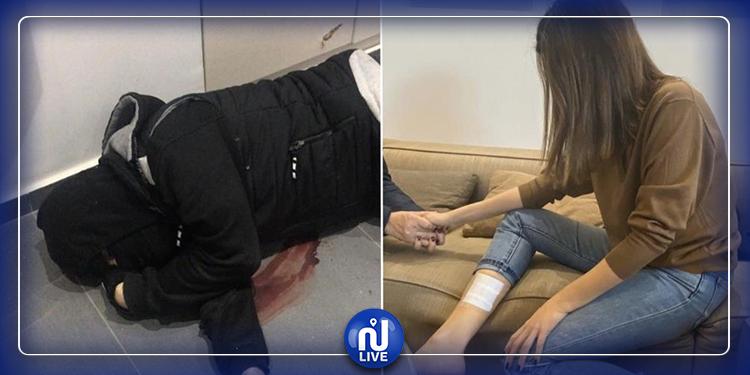 بعد جريمة القتل التي جدت بمنزلها..تهمة السرقة تلاحق نانسي عجرم(فيديو)
