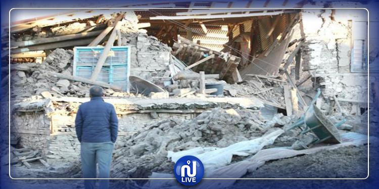 قتلى وإصابات في الزلزال الذي ضرب الحدود التركية الإيرانية