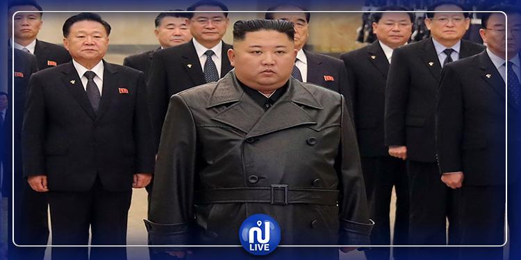 أول ظهور لكيم جونغ اون بعد انتشار فيروس كورونا(صور)