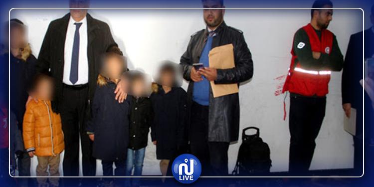 مصير الأطفال التونسيين العائدين من ليبيا