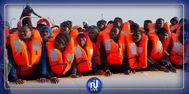 إيقاف 1000 مهاجر في ليبيا