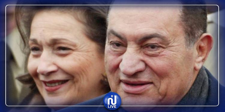 هكذا نعت سوزان مبارك زوجها
