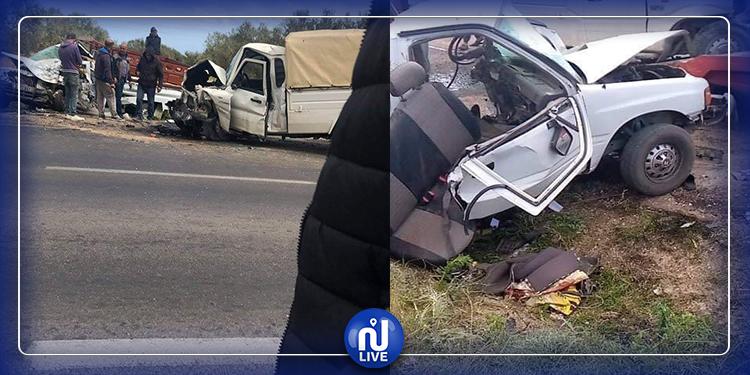 قصور الساف:  حادث مرور يودي بحياة شخصين