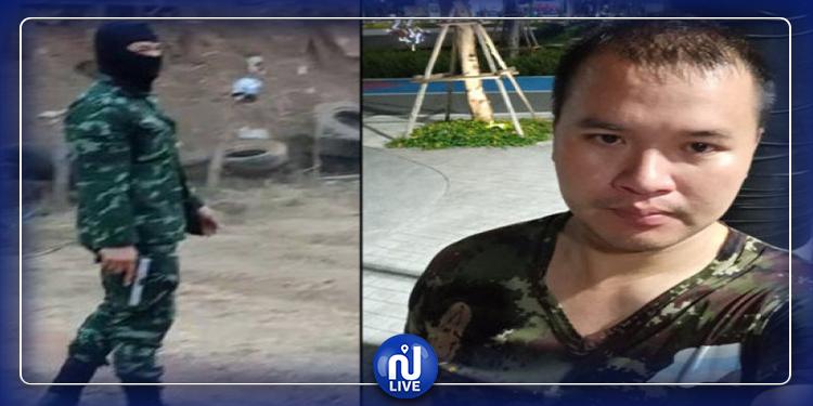 الجندي التايلاندي تعرض للتحيل فارتكب مجزرة