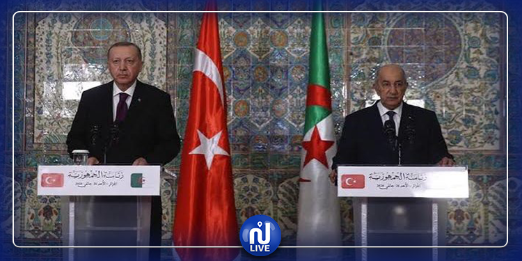 الجزائر: تصريحات أردوغان مفاجئة