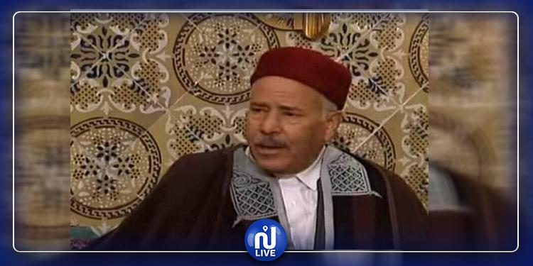 الممثل المسرحي شاذلي بن أحمد في ذمة الله