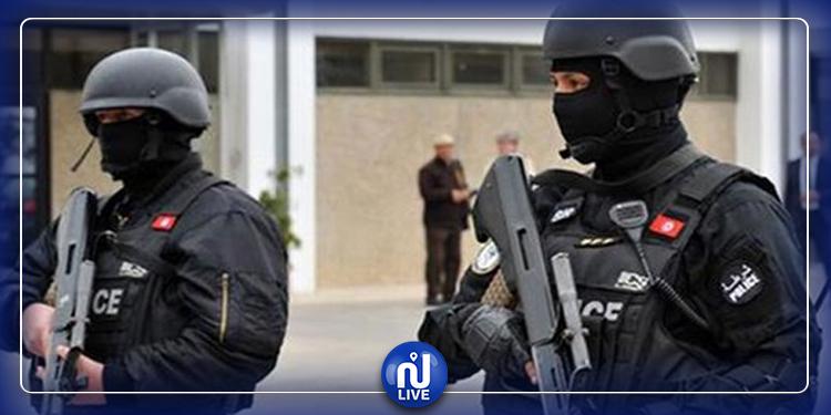 سبيطلة: القبض على عنصر إرهابي محكوم بـ40 سنة سجنا