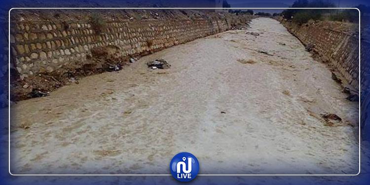 جندوبة :وفاة طفل الـ5 سنوات غرقا في وادي تاسة