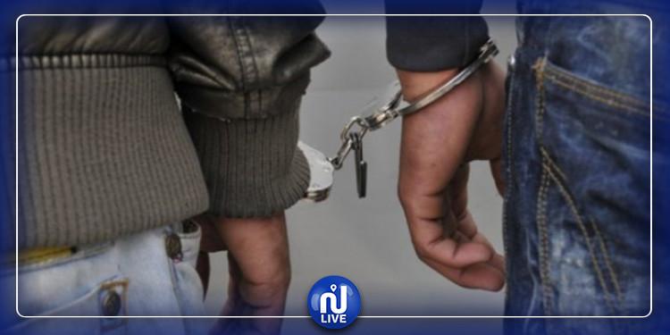 جندوبة:إيقاف نفرين بتهمة سرقة كشك