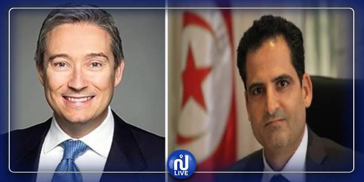 تونس وكندا تتباحثان التدابير الكفيلة بمعالجة الأزمة الوبائية