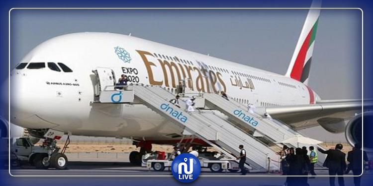 كورونا تجبر طيران الإمارات على تقليص عدد موظفيها
