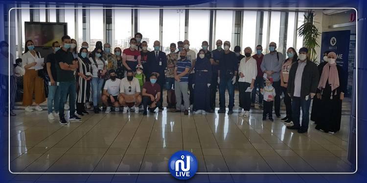 اجلاء 58 مواطنا تونسيا من البحرين
