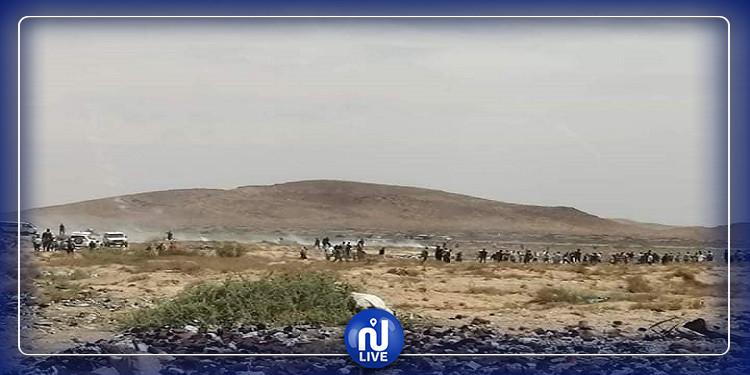 قبلي: تسجيل اصابات بالرش والحجارة في اشتبكات عنيفة بين شباب قريتين