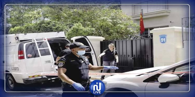 دولة الاحتلال تفصح عن سبب وفاة السفير الصيني