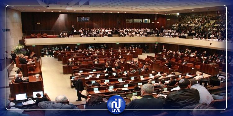 عربي نائبا لرئيس كنيست الكيان الصهيوني