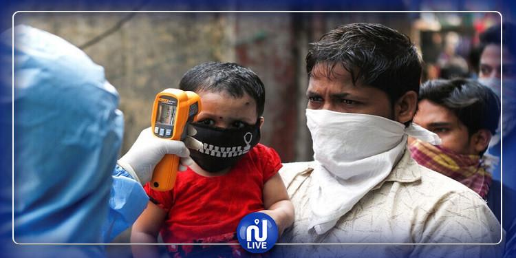 الهند: أكثر من 6 آلاف إصابة جديدة بكورونا