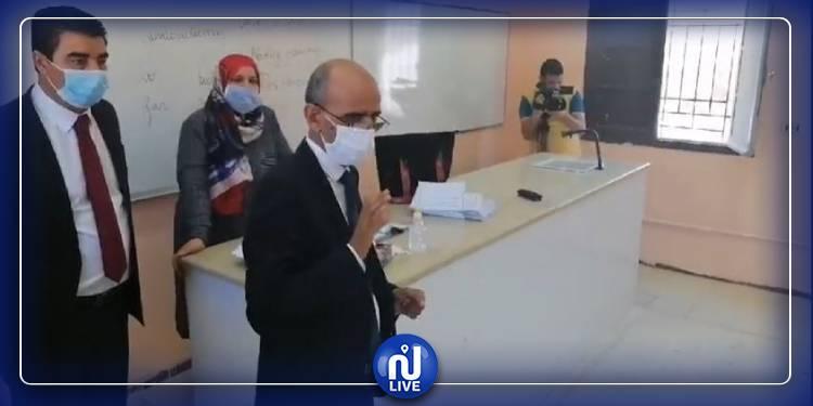 الحامدي: نتائج الباكالوريا ستكون مثل النتائج المعهودة او أفضل(فيديو)