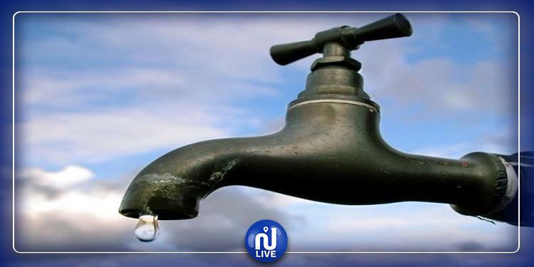 استئناف تزويد مناطق من متعمديتي النفيضة والسبيخة بمياه الشرب