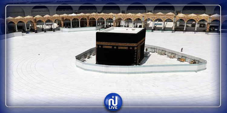 صلاة العيد في الحرمين الشريفين دون مصلين