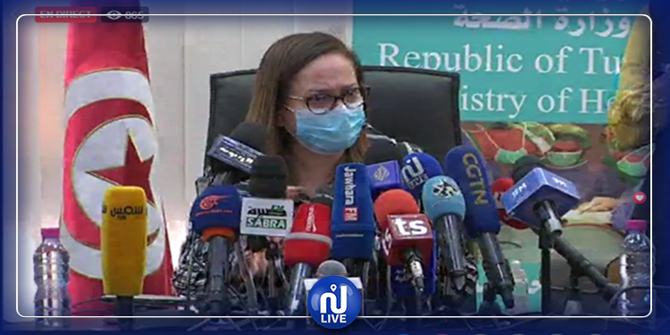 نصاف بن عليه:  تونس وصلت لحالة وبائية ايجابية يجب المحافظة عليها