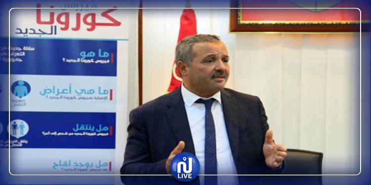 وزير الصحة: ''الكورونا صارتلها جلطة في تونس''