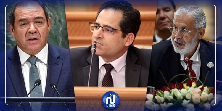 وزير الخارجية الليبي يهاتف نظيريه التونسي والجزائري