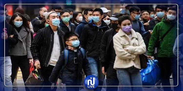 الصين تسجل تراجعا  في اصابات كورونا