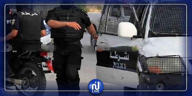 جندوبة : القبض على بائع الخمور لص الدراجات النارية