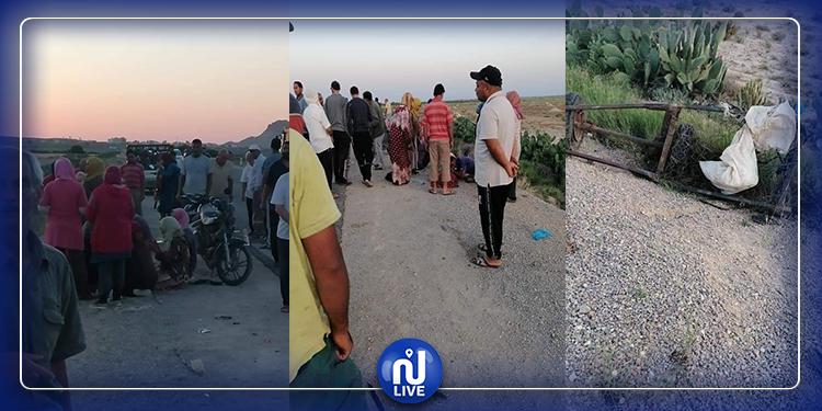 سيدي بوزيد: وفاة ام وابنتها في اصطدام بين سيارة و''كريطة''