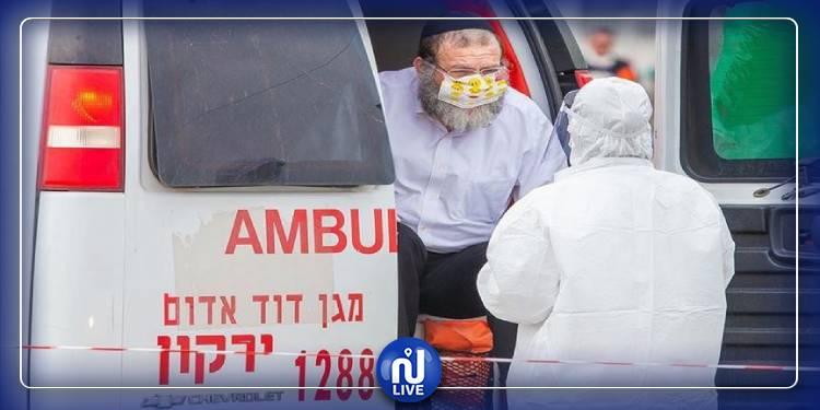 قفزة حادة لإصابات كورونا في دولة الكيان الصهيوني