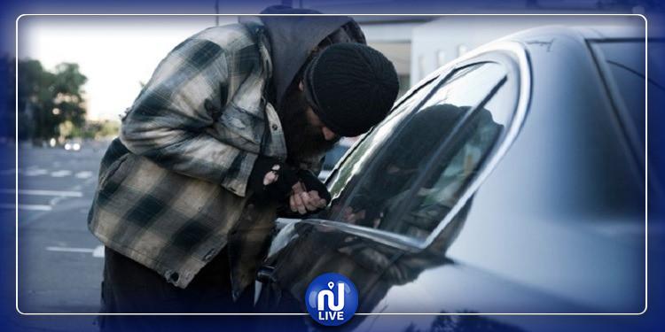 الإطاحة بشبكة مختصة في سرقة السيارات وتفكيكها