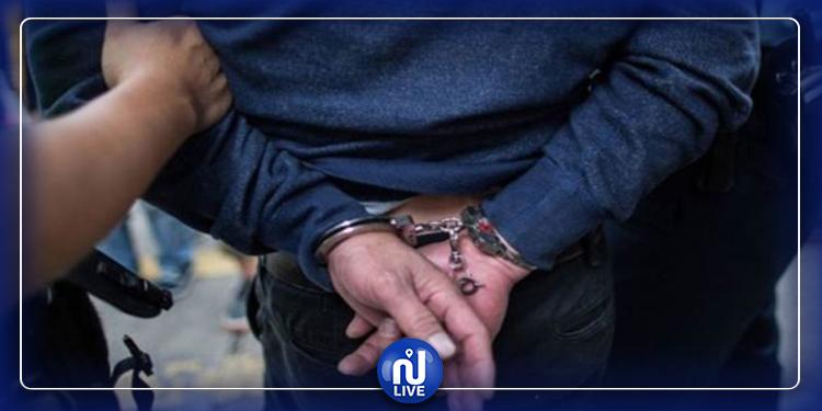 الكاف: إيقاف شخص من أجل جرائم السرقة والتحيل والعنف