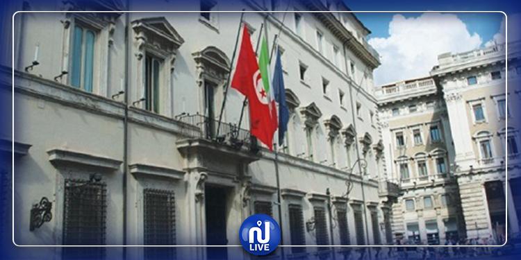 تونسي يحاول حرق نفسه بقنصلية تونس بميلانو