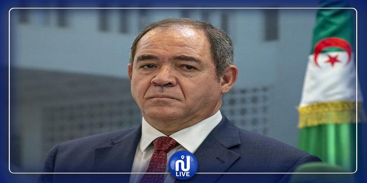 وزير الخارجية الجزائري يحل بتونس اليوم