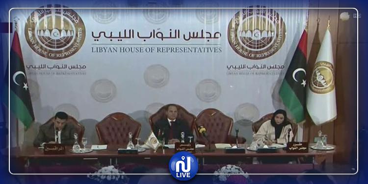 البرلمان الليبي يسمح بتدخل عسكري مصري