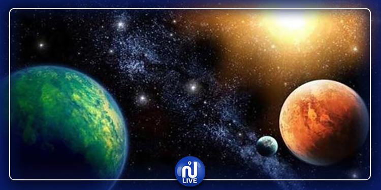 اكتشاف كوكبين يرقصان في الفضاء(صور)