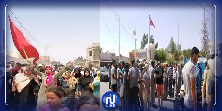 اهالي رمادة يهددون بمغادرة المنطقة في صورة عدم تجاوب رئيس الجمهورية
