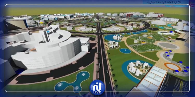 سعيّد يعلن المرور إلى المرحلة الثانية من مشروع مدينة الأغالبة الطبية (فيديو)