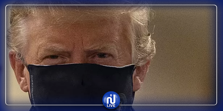 États-Unis-Covid-19 : la pandémie sévit et Trump porte enfin un masque