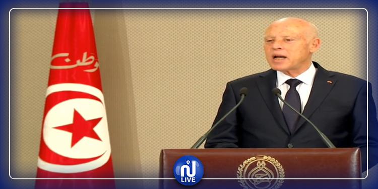 رئيس الجمهورية: الدولة ليس لها دين