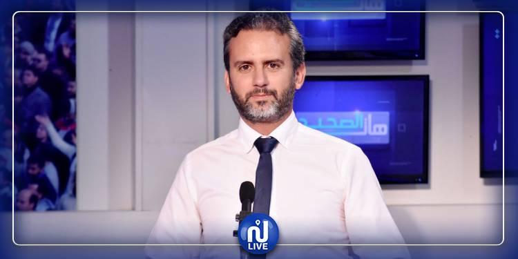 المغيربي: قلب تونس ترك الحرية لجميع النواب خلال التصويت على  سحب الثقة من الغنوشي