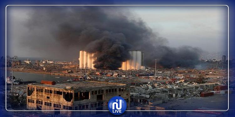 الجيش اللبناني ينفي وجود أنفاق تحت مكان الانفجار