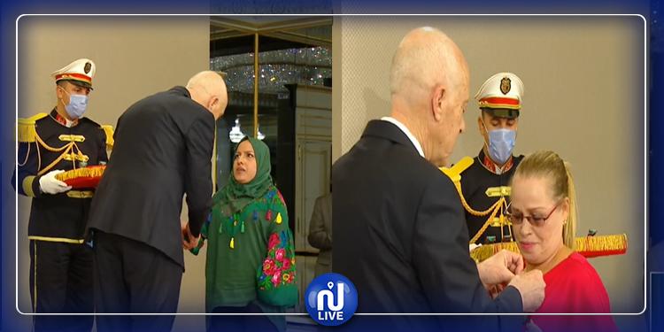 في عيد المرأة..رئيس الجمهورية يكرّم عددا من النساء الرائدات في مجالهن