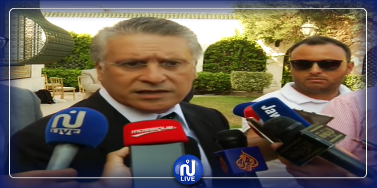 نبيل القروي: لو اراد رئيس الجمهورية تشريك الأحزاب لما اختار المشيشي