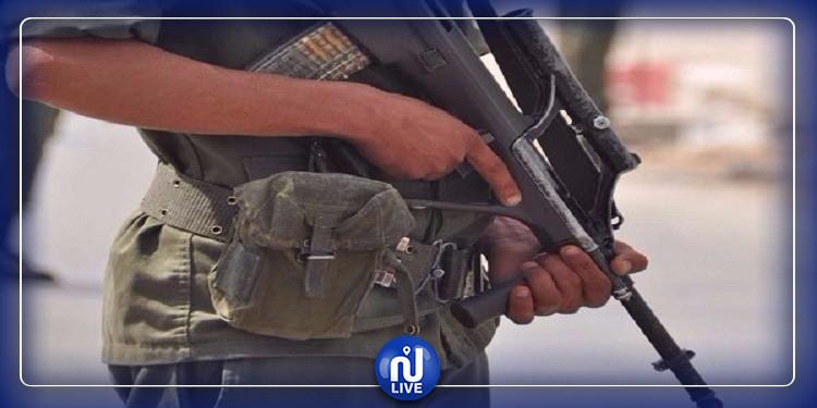 تطاوين: إصابة عسكري بطلق ناري