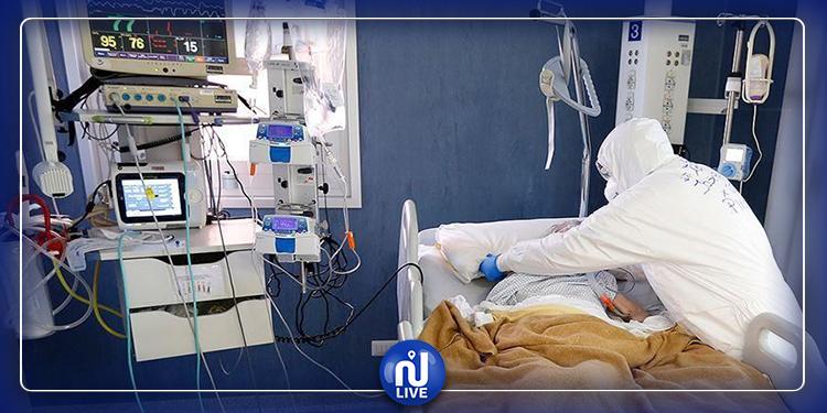 سوسة : وفاة مصاب بكورونا بمستشفى فرحات حشاد